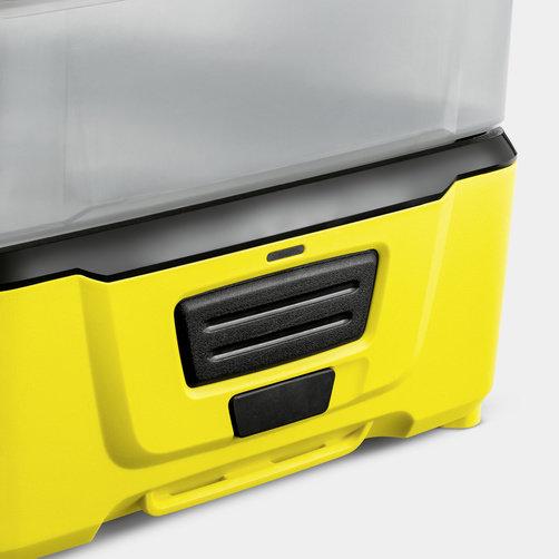 Mobile Outdoor Cleaner OC 3 Plus: Встроенный литий-ионный аккумулятор