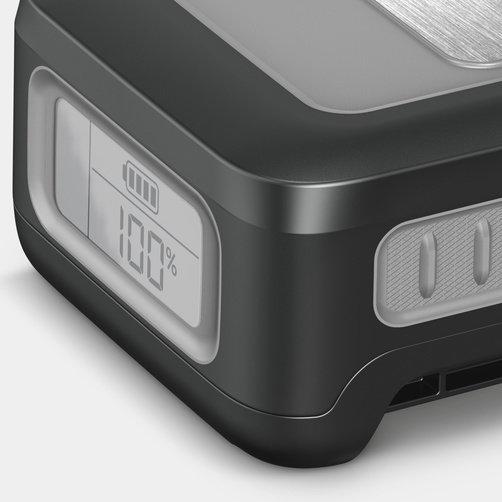 Battery Power+ 18/30: Высочайшая надежность