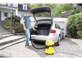 Пылесос хозяйственный Karcher WD 3 Car + Фильтр-мешки бумажные (5 шт) в подарок!