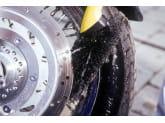 Щетка для мойки колесных дисков Karcher для K2 - K7