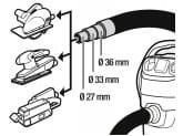 Пылесос хозяйственный Karcher WD 3 P
