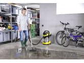 Пылесос хозяйственный Karcher WD 6 P Premium + Фильтр-мешки (4 шт) в подарок!