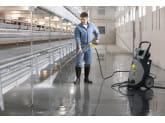 Аппарат высокого давления без нагрева воды Karcher HD 10/21-4 S Plus *Sochi
