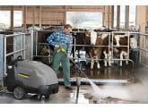 Аппарат высокого давления c нагревом воды Karcher HDS 12/18 - 4 S