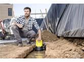 Насос погружной для грязной воды Karcher SP 7 Dirt EU
