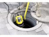 Насос погружной для чистой воды Karcher SP 6 Flat Inox EU