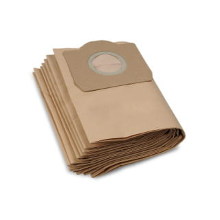 Фильтр-мешки Karcher для пылесосов серии WD 3 (5 шт)