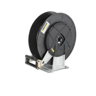 Барабан автоматический сталь с порошковым покрытием Karcher для шланга 20 м