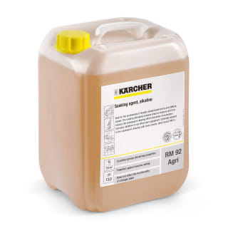 Средство щелочное для размачивания грязи Karcher RM 92 Agri, 20 л