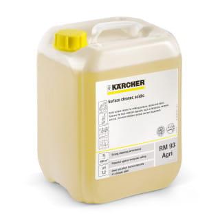 Средство кислотное для чистки поверхностей Karcher RM 93 Agri, 20 л