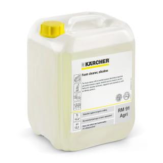 Средство щелочное пенистое Karcher RM 91 Agri, 10 л