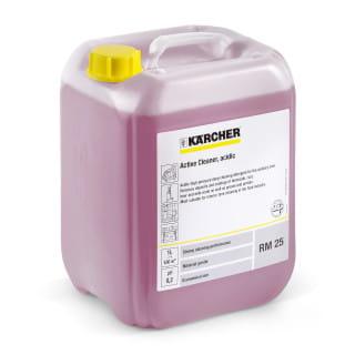 Средство кислотное активное чистящее Karcher RM 25, 10 л