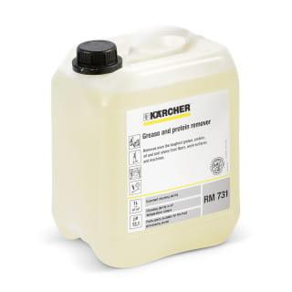 Средство для устранения жировых и белковых загрязнений Karcher RM 731 5 л