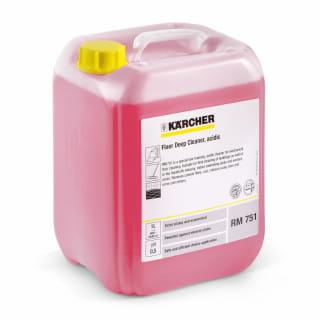 Средство для удаления цементных разводов Karcher RM 751 ASF 10 л