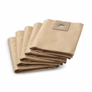 Фильтр-мешки бумажные Karcher для пылесоса NT 27/1 (5 шт)