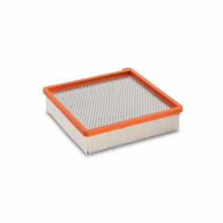 Фильтр плоский складчатый Karcher для пылесосов KM 75/40