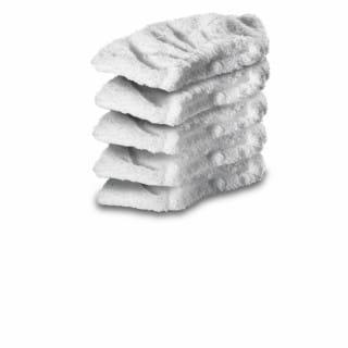 Обтяжки из махровой ткани Karcher для аппаратов SC, SV, SI (5 шт)