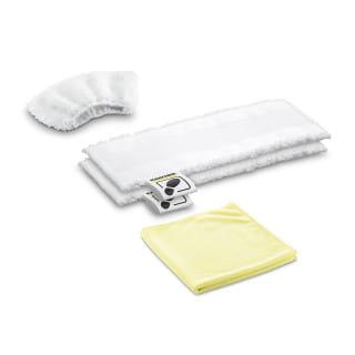 Комплект микроволоконных салфеток Karcher для кухни