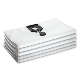 Фильтр-мешки из нетканого материала Karcher 5 шт