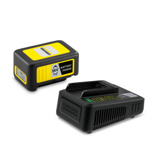 Комплект Karcher Starter Kit Battery Power 36/25
