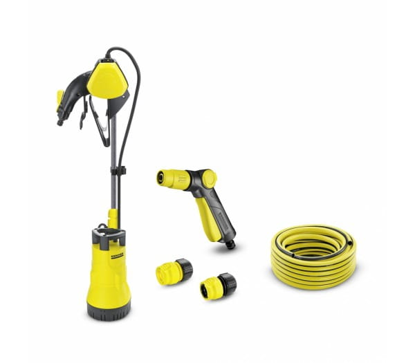 Комплект насоса для полива из бочки Karcher BP 1 Barrel Set