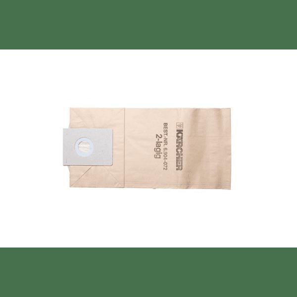 Мешки бумажные Karcher для пылесоса TE (5 шт)