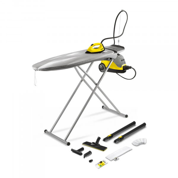 Система гладильная Karcher SI 4 EasyFix + Iron Kit (утюг в комплекте)