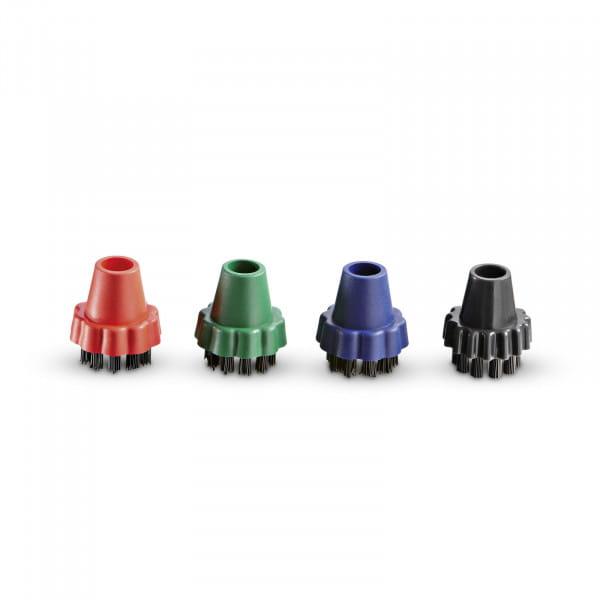 Комплект круглых щеток Karcher для паропылесоса SV (4 шт)