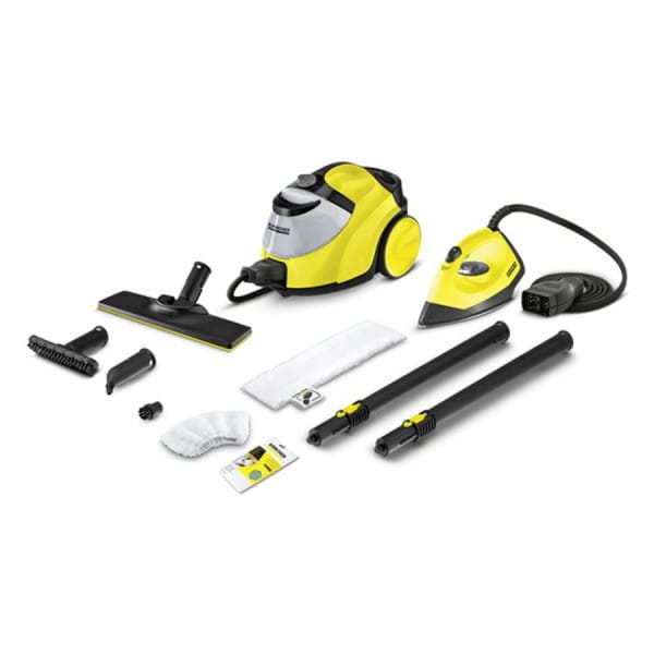 Пароочиститель Karcher SC 5 EasyFix Iron Kit (утюг в комплекте)