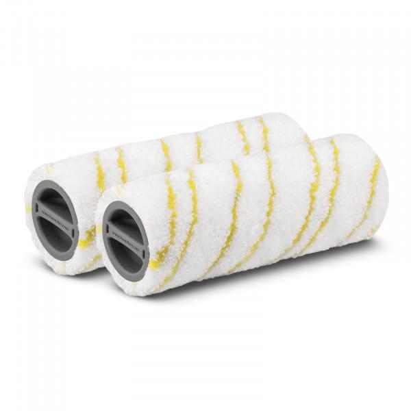 Комплект желтых роликовых щеток Karcher