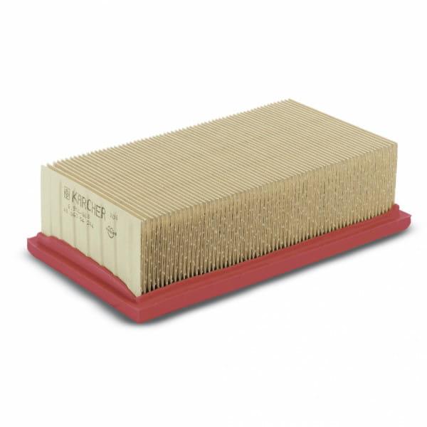 Фильтр плоский складчатый Karcher для пылесосов SE 5.100, 6.100