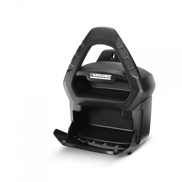 Крепление настенное для хранения шланга с ящиком Karcher Premium