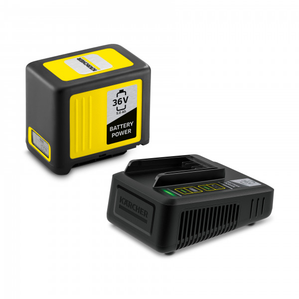 Комплект Karcher Starter Kit Battery Power 36/50
