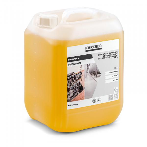 Средство для устранения масляно-жировых загрязнений Karcher Extra RM 31, 10 л