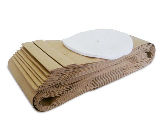 Комплект фильтр-мешков бумажных Karcher для пылесоса T 201