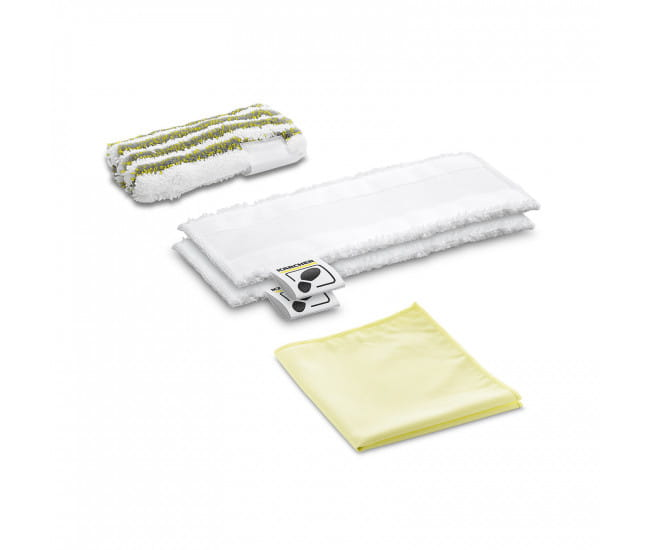 Комплект микроволоконных салфеток Karcher для ванной