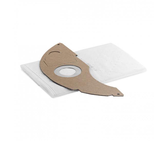 Фильтровальные пакеты Karcher нетканый материал (5 шт)