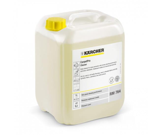 Средство для чистки ковров Karcher CarpetPro RM 764, 10 л