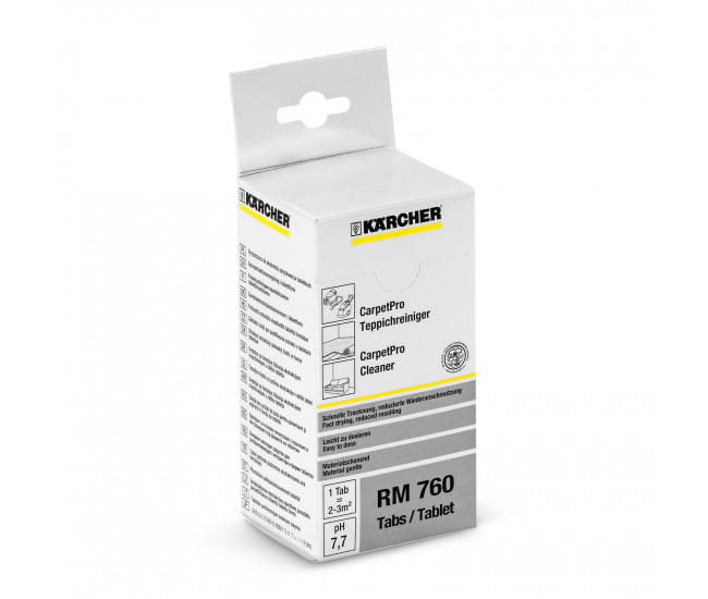 CarpetPro RM 760 6.295-850 в фирменном магазине Karcher