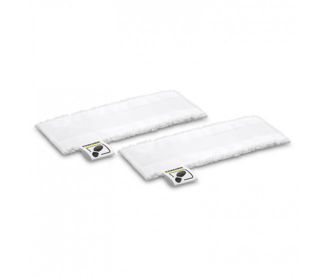 Комплект микроволоконных салфеток Karcher к насадке для пола EasyFix, 2 шт