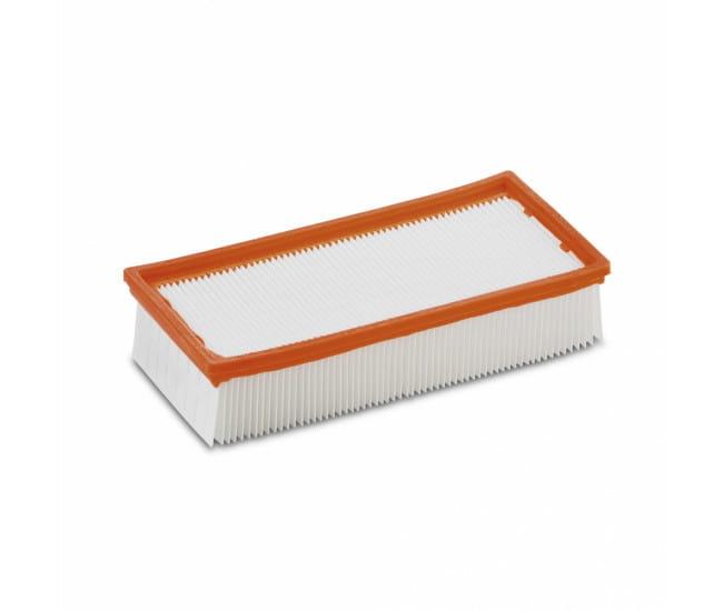 Фильтр плоский складчатый Karcher для пылесосов NT 65/2, NT 75/2
