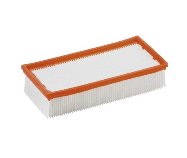 Фильтр плоский складчатый из полиэфирного шелка Karcher для пылесоса NT 65/2