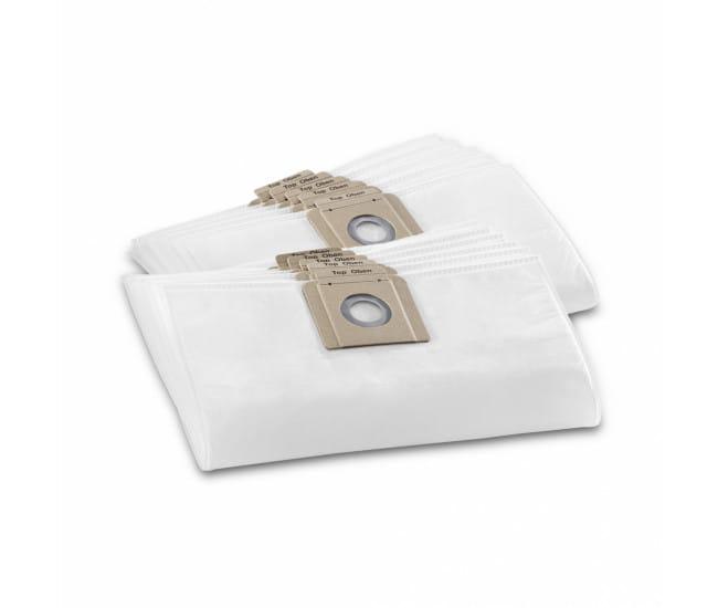 Фильтр-мешки из нетканого материала Karcher для пылесоса Т 10/1, 12/1 (10 шт)