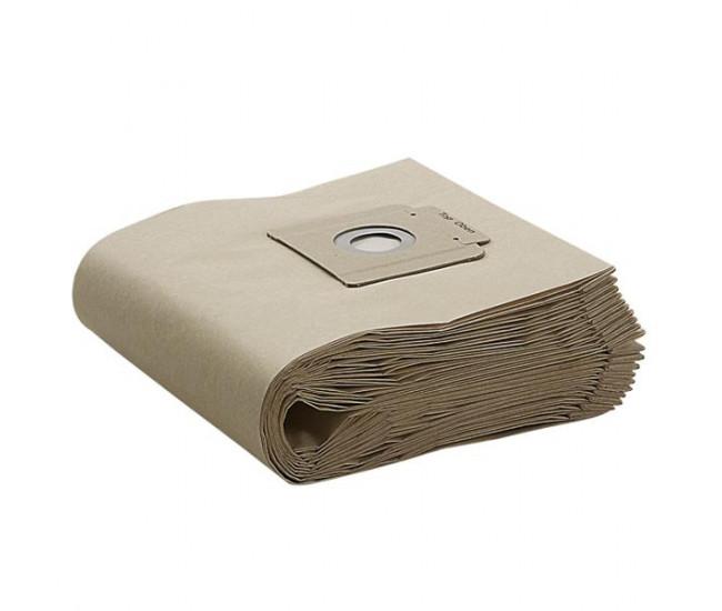 Фильтр-мешки бумажные Karcher для пылесоса T 15/1, T 17/1 (10 шт)