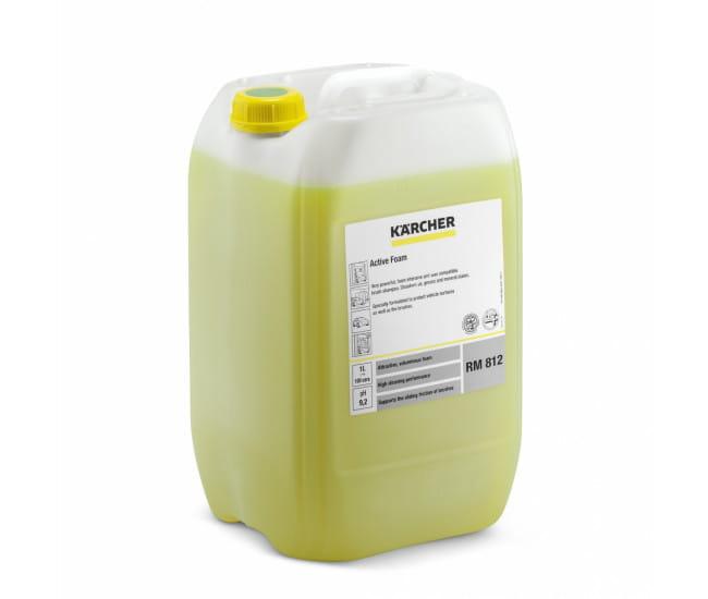 Средство пенообразующее активное для щеточных моек Karcher RM 812 20 л