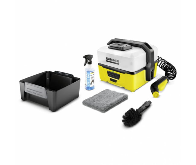 Mobile Outdoor Cleaner 1.680-003 в фирменном магазине Karcher