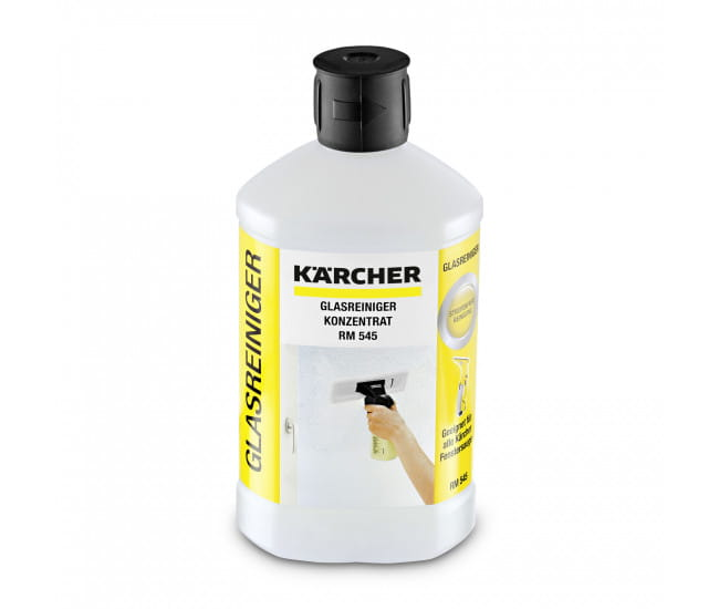 Концентрат средства для мойки стекол Karcher RM 500, 500 мл