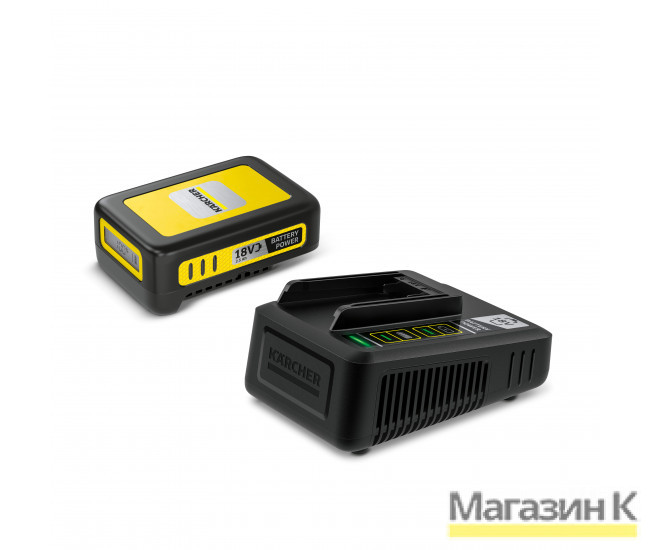 Комплект Karcher Starter Kit Battery Power18/25