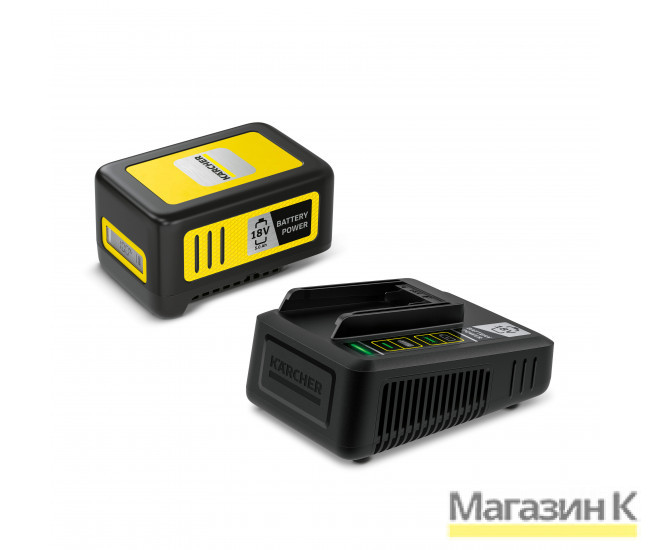 Комплект Karcher Starter Kit Battery Power 18/50