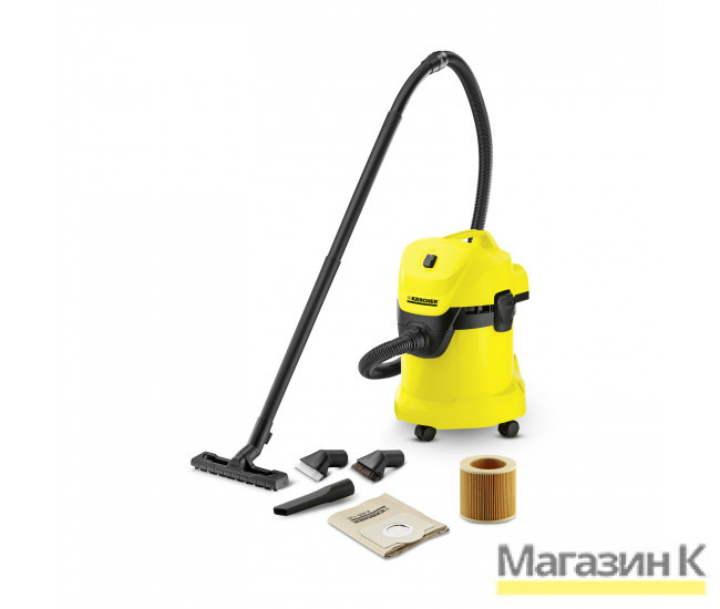 WD 3 Suction Brush Kit 1.629-819 в фирменном магазине Karcher